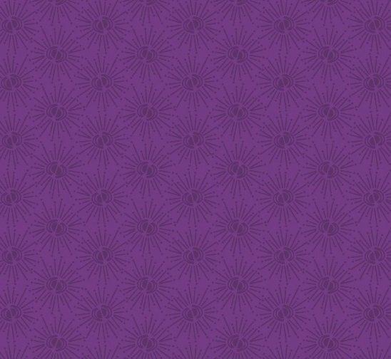 Getting To Know Hue - Starburst Purple