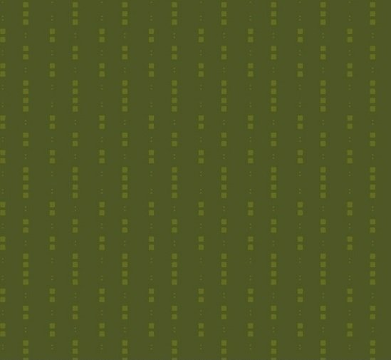Getting To Know Hue - Square Drops Green