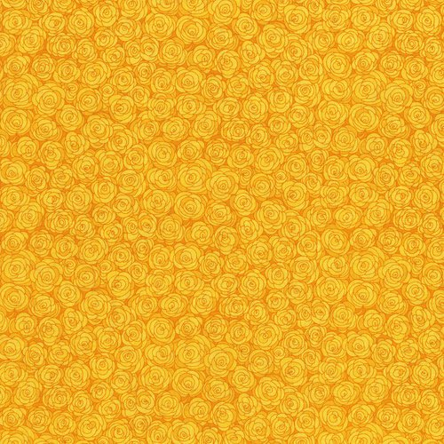 RJR - Hopscotch Rose Petal - Yellow