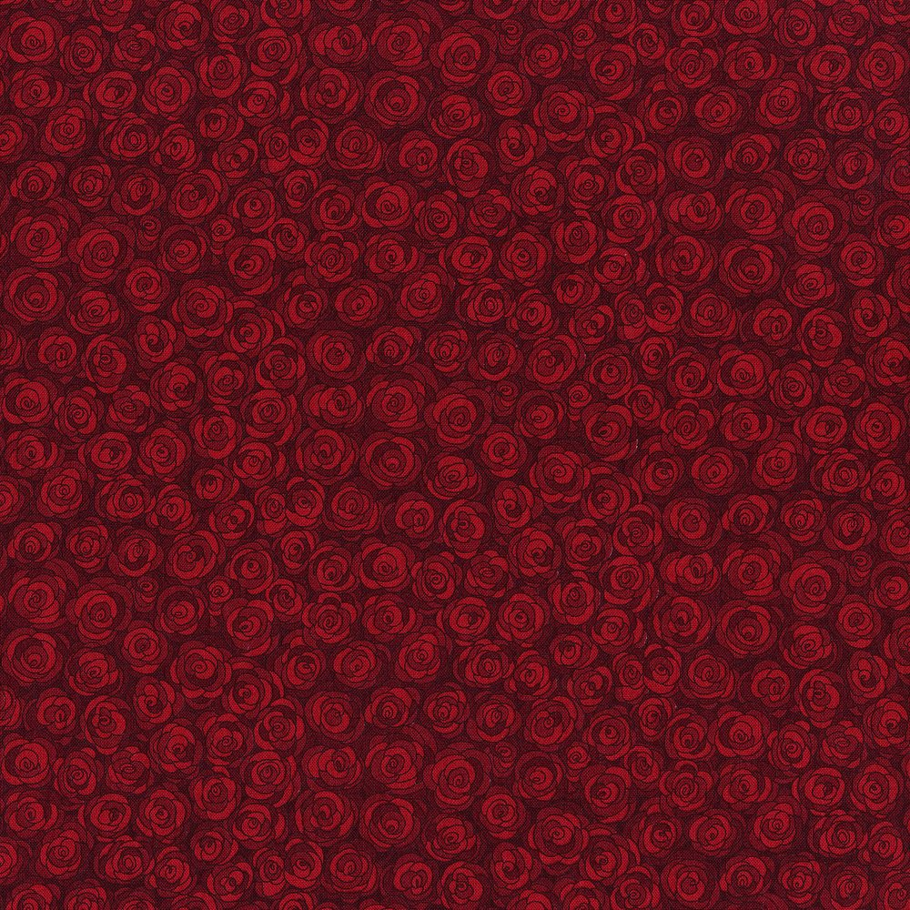 RJR - Hopscotch Rose Petal - Ruby