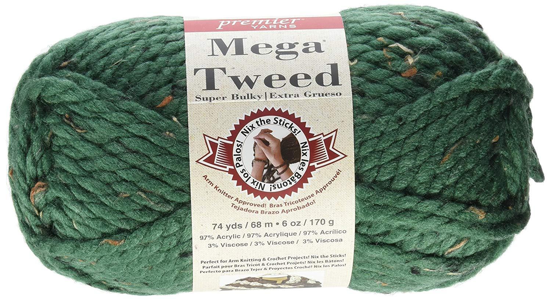 Premier - Mega Tweed - Mint