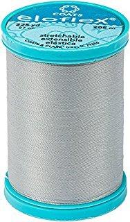Eloflex Stretchable Thread - Nugrey (225 yards)