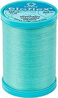 Eloflex Stretchable Thread - Aqueous (225 yards)
