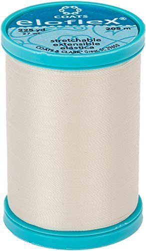 Eloflex Stretchable Thread - Natural (225 yards)