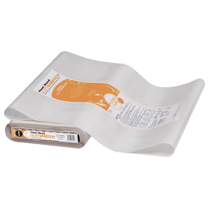 Interfacing - HeatnBond Soft Stretch Ultra