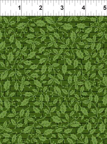 In the Beginning - Winter Twist -  TNL GRID GRE 5WT3 GREEN