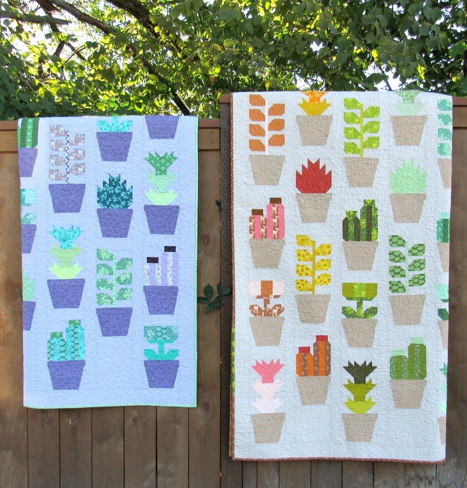 Pattern - Elizabeth Hartman - Greenhouse