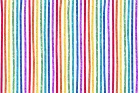 2018 Shop Hop Fabric - Multi Stripe