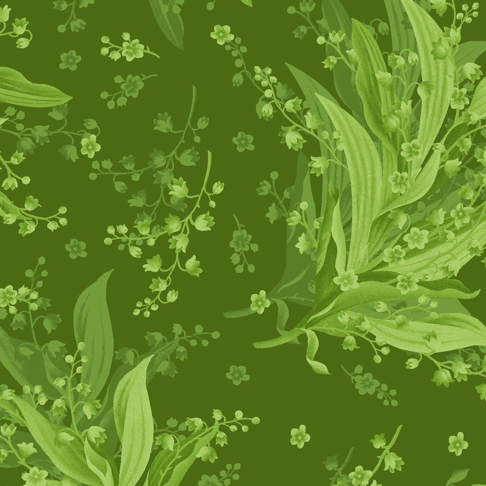 Maywood Studios - Greenery - Tonal Lily