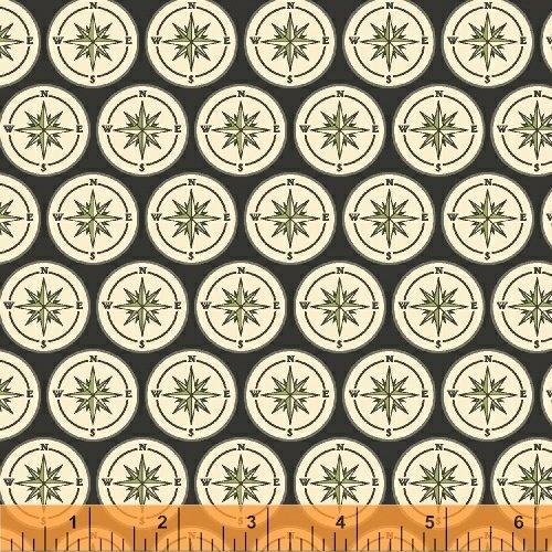 Windham Fabrics - Meridian Compass - 50038-4