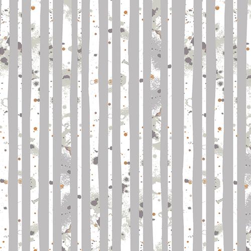 Art Gallery Fabrics - Blithe - Glacier Path Silver