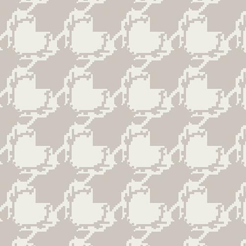 Art Gallery Fabrics - Blithe - Deer Houndstooth (Fair)