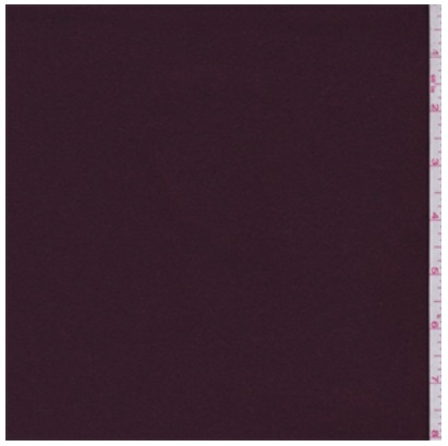 B.Black & Sons - Wool Coating (Cranberry)