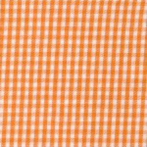 Spechler Vogel - Mini Gingham Check - Orange
