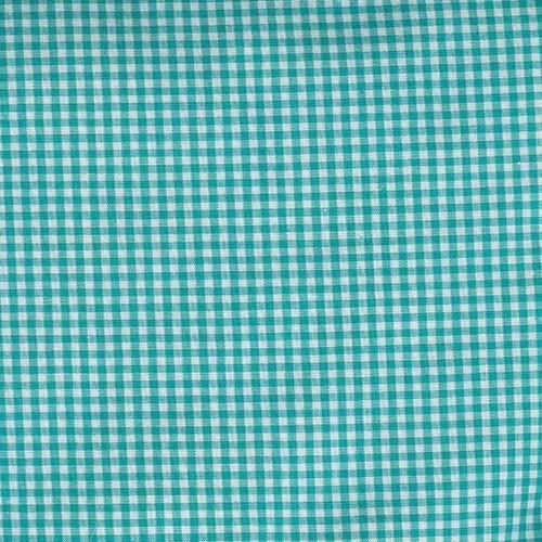 Spechler Vogel - Mini Gingham Check - Aqua