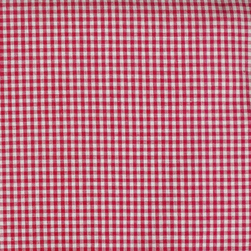 Spechler Vogel - Mini Gingham Check - Red