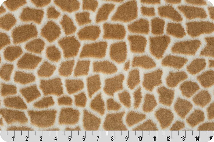 Shannon Fabrics - Luxe Cuddle - Giraffe