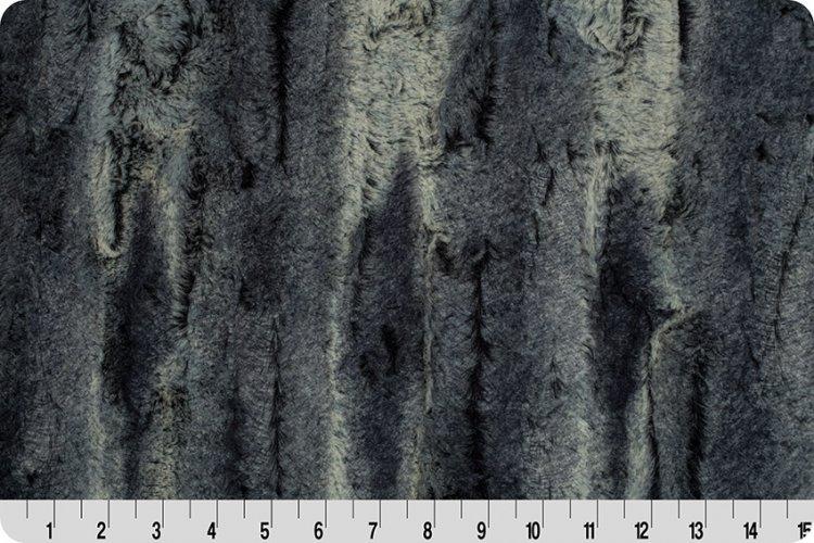 Shannon Fabrics - Luxe Cuddle - Whistler Black