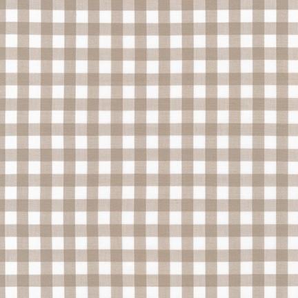 Robert Kaufman - Elizabeth Hartman - Kitchen Window Wovens .5in stripe (Doe Skin)
