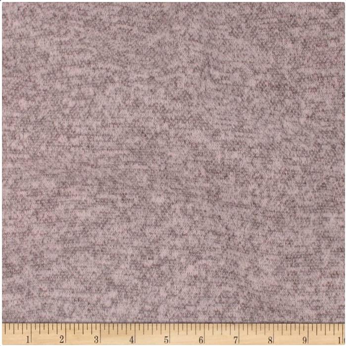 Telio - Knit Knack - Brushed Sweater Knit (Blush)