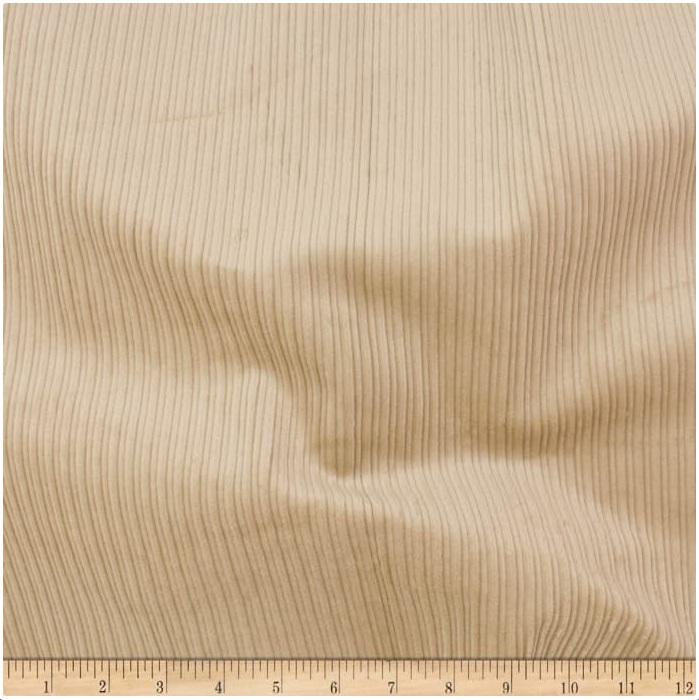 Telio - 8W Stretch Cotton Corduroy - Beige