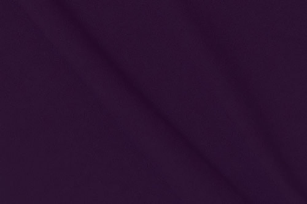Fabric Merchants - Double Brushed Poly Spandex Jersey Knit - Eggplant