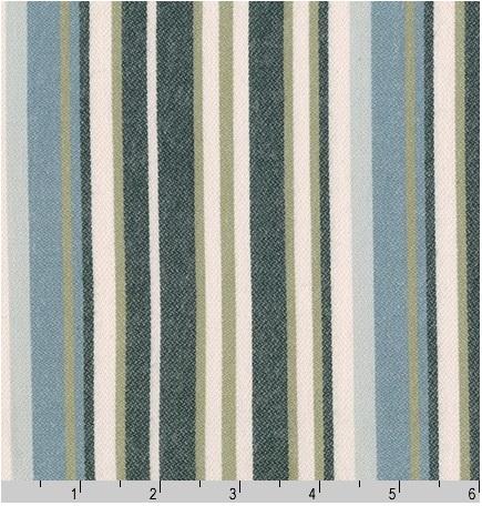 Robert Kaufman - Tamarack Stripes - Seaglass
