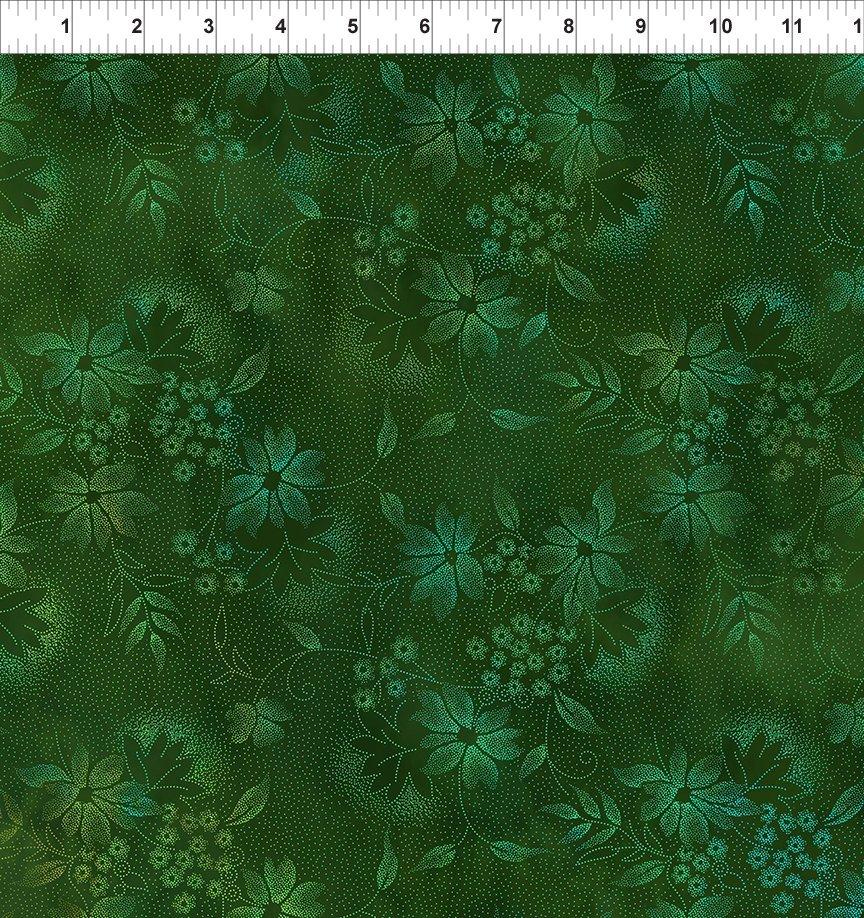 In The Beginning, 2 Season, Night Flowers in Green