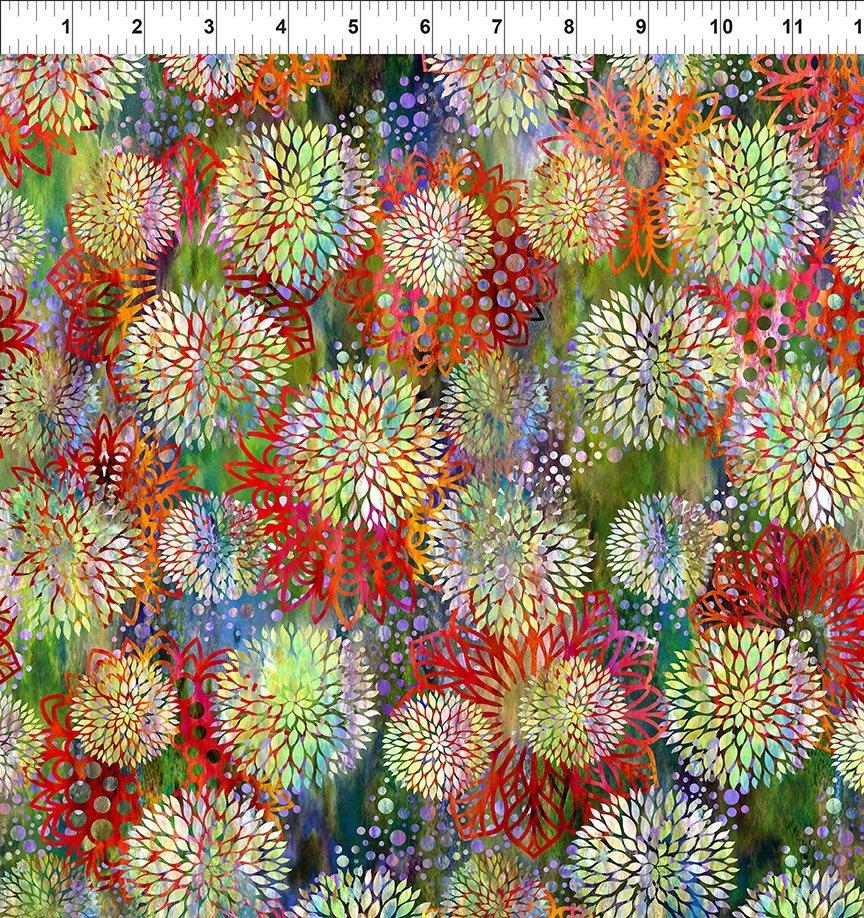 In the Beginning, Floragraphix V - Chrysanthemum Multi
