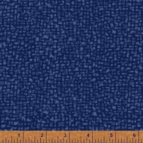 Windham Fabrics, Bedrock Tonal Royal