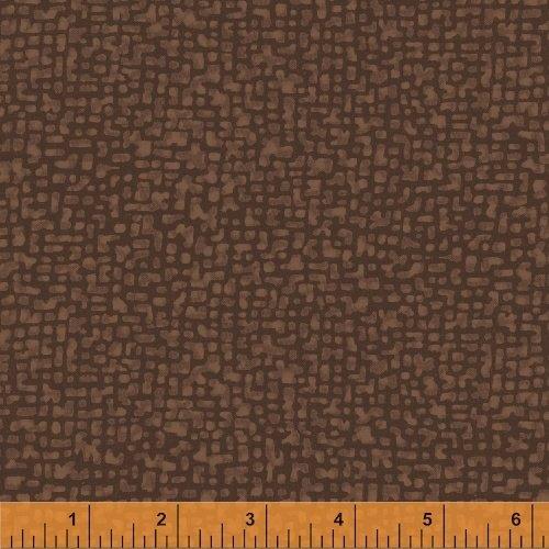 Windham Fabrics, Bedrock Tonal Nutmeg