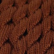 DMC Pearl Cotton Skein Size 3 938 Ultra Dark Coffee Brown