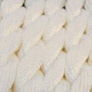 DMC Pearl Cotton Skein Size 3 White