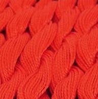 DMC Pearl Cotton Skein Size 5 666 Bright Red