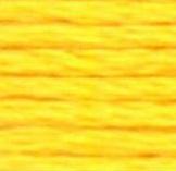DMC Pearl Cotton Skein Size 5 725 Topaz