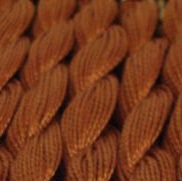 DMC Pearl Cotton Skein Size 5 801 Dark Coffee Brown