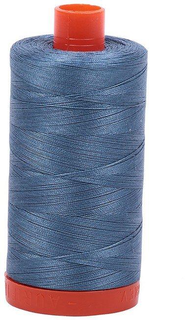Aurifil - 50WT Cotton Thread -  BLUE GRY