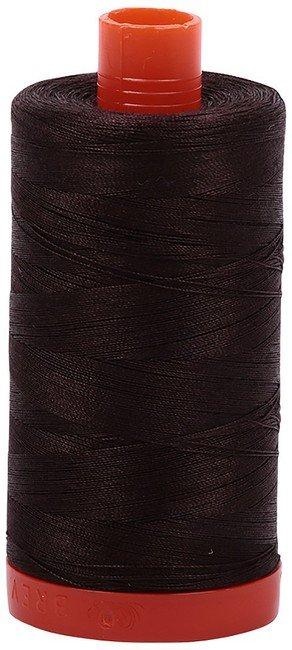 Aurifil - 50WT Cotton Thread -  BARK