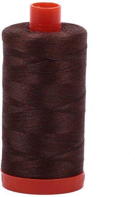 Aurifil - 50WT Cotton Thread -  BROWN