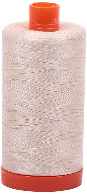 Aurifil - 50WT Cotton Thread -  BEIGE