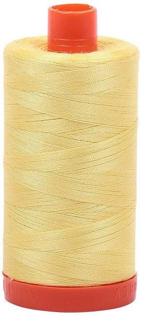 Aurifil - 50WT Cotton Thread -  SUN