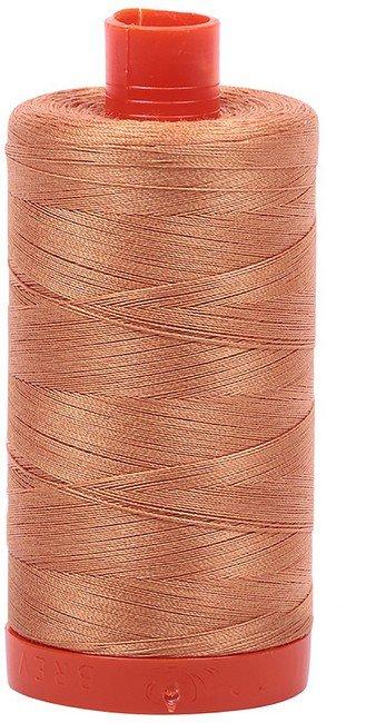 Aurifil - 50WT Cotton Thread -  CARAMEL