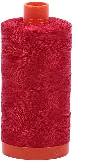 Aurifil - 50WT Cotton Thread -  RED