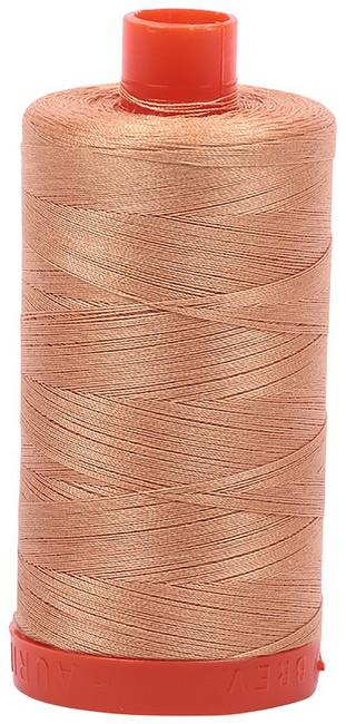 Aurifil - 50WT Cotton Thread -  KARAT GL