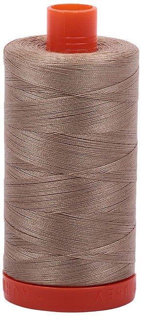 Aurifil - 50WT Cotton Thread -  SAND