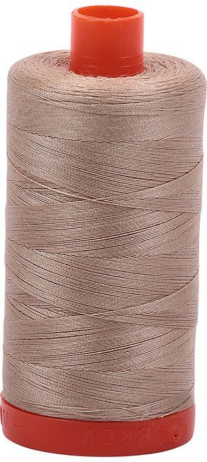Aurifil - 50WT Cotton Thread -  TAN