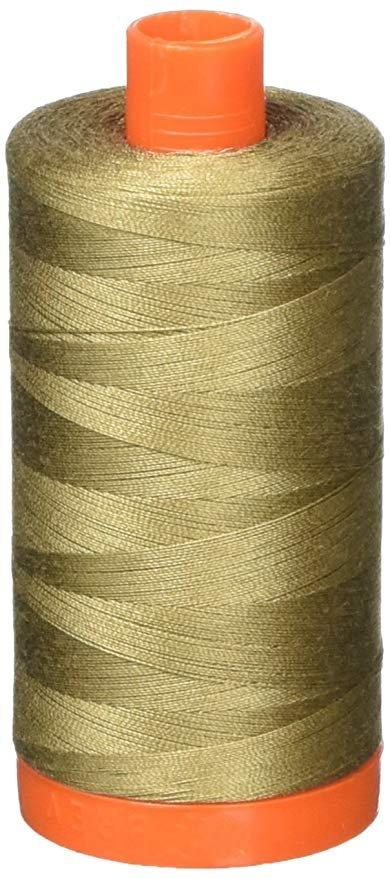 Aurifil - 50WT Cotton Thread -  TAUPE