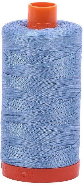 Aurifil - 50WT Cotton Thread -  CORNFLWR