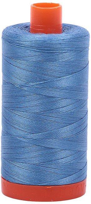 Aurifil - 50WT Cotton Thread -  CNTRY BL