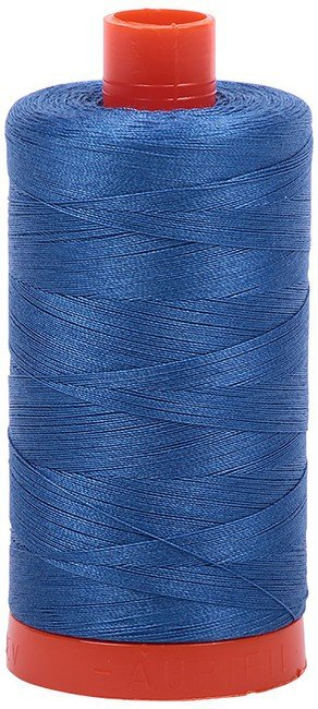 Aurifil - 50WT Cotton Thread -  DELFT BL
